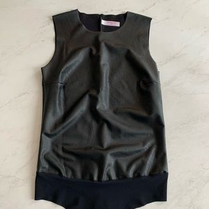 Commando: 'leather' bodysuit